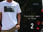 Photo Tシャツ <4×4 Series_2>