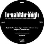 """【残りわずか/12""""】breakthrough - Maybe It's You ... Feat Keyco"""