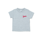 Kid's Logo T-Shirt - Gray (90cm)