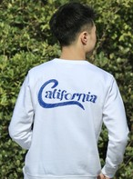 ThreeArrows California Sweat (white)