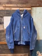 90's carhartt 'denim' active jacket