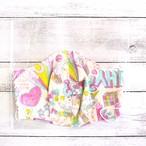【Ranunculus】立体布マスク(ファンシー)・大人用サイズ/マスク