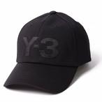 Y-3 ワイスリー メンズ キャップ LOGO CAP FH9290 ブラック ロゴ 帽子 アクセサリー シンプル adidas yohji yamamoto ヨウジヤマモト[全国送料無料]r014775