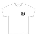 "【予約商品】MOMENT JOON ""Passport & Garcon"" S/S Tee [WHITE]"