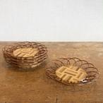 竹編みコースター