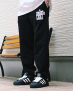GETABACO SWEAT PANT [BLACK]