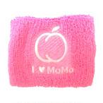 I ♥ MoMoリストバンド