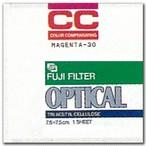中古 富士フイルム 色補正フィルター(CCフィルター) 7.5x7.5(75mm) CC M
