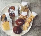 【ご自宅用】3月☆季節の焼き菓子詰め合わせ