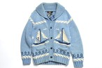 ◆RRL◆sizeL hand knit cardigun Ralph Lauren