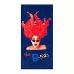 Noah x the B-52s Wig Beach Towel