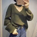 【tops】個性デザイン大活躍セーター25369020