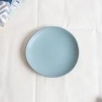 【SL-0041】磁器 15cm プレート ブルー・グレー