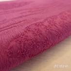 正絹 こっくりピンクの帯揚げ