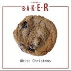 3枚入ホワイトクリスマス(ヴィーガンクッキー)