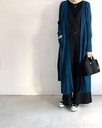 MOHAIR KNIT GOWN / SALT + JAPAN