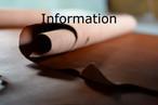 《Information》革の特徴