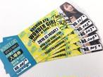 「WONDER GIRL」LIVEチケット【大阪】