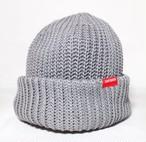 TIGHTBOOTH SHORT KNIT CAP Grey タイトブース ニットキャップ
