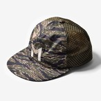 Mountain Martial Arts / MMA Camo Mesh Cap 《Tiger Camo》