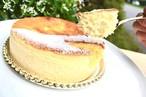 ご褒美デザート-しあわせフォンダンチーズ‐