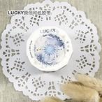 星空猫【Lucky】特殊インク・剥離紙