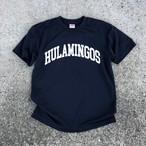 BLAND NEW HULAMINGOS COLLAGE LOGO T-SHIRTS