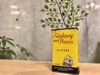 """ビンテージ スパイス缶 """"Stickney and Poor's CLOVES"""""""