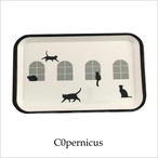 ネコトレイ【猫キッチン雑貨】 ネコ雑貨 猫アイテムB/浜松雑貨屋C0pernicus
