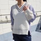 ベスト×長袖シャツ【BB01-707】