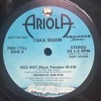 Taka Boom – Red Hot