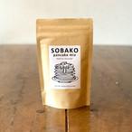 SOBAKO pancake mix (そば粉のパンケーキミックス)