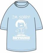 【MITSUKO ORIGINAL】響 長友光弘 MITSUKO Tシャツ vol.01 BabyBlue