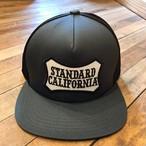 SD スタンダードカリフォルニア  TWILL LOGO WAPPEN M.CAP