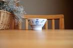砥部焼/くらわんか茶碗(大)/バレリーナ/森陶房kaori