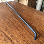 黒皮アイアンのハンドル(取手)(幅400mm)