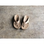 OOFOS(ウーフォス) OOriginal Recovery Sandals TAUPE&FOREST GREEN