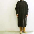 COMM.ARCH  コム・アーチ   ALPACA WOOL KNITTED ONE PIECE アルパカウール ニットワンピース
