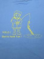 Tシャツ 〜fishing〜 【全4色】 オリジナル サムネイル