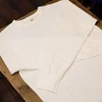Workers(ワーカーズ) サーマルロングTシャツ クルーネック ホワイト