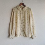 【SALE】vintage design sheer tops