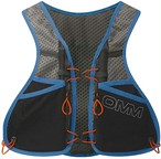 【30%OFF】OMM/オーエムエム/オリジナルマウンテンマラソン OMM Trail Fire Vest GreyBlue トレイルファイアーベスト グレー/ブルー OF03500