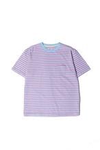 Original Multiborder Tshirt / purple