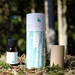 【セット商品】ひょうごの森の香り「くすのき」(5ml)&くすのきブロック