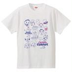 【ご予約】おばけカンパニーTシャツSet