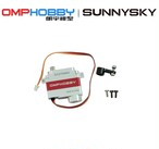 ◆OSHM2122  M2 V2  フルメタルサーボセット シルバー(ネオヘリでM2購入者のみ購入可)