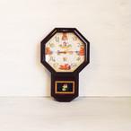 【R-292】子供用 クマの振り子時計