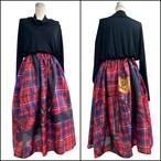 PUNK タータンチェック  スカート