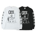 Bite / Long Sleeve T-Shirt / Fisher