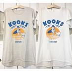 KOOKS:T-SHIRTS ONEPIECE
